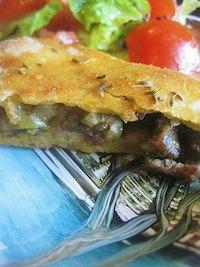 Mafouna Or Moroccan Pizza