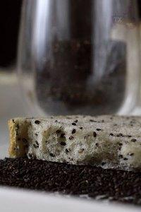 Sourdough Sandwich Loaf With Sesame