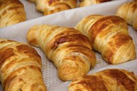 Croissants With Poolish