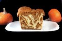 Pumpkin Cheese Pie Povitica