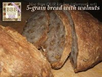 5-grain Bread With Walnuts
