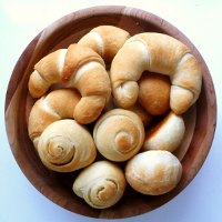 Buns - One Recipe, Several Shapes