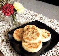 Hoddeok (Korean Sweet Pancake)
