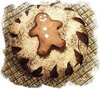 Gingerbread Bread