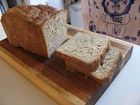Country Grain And Soy Bread