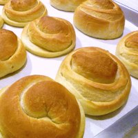 Butter Swirl Buns