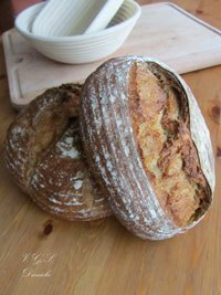 Vermont Sourdough De Hamelman Cn Un 30% Centeno