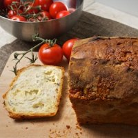 Double Cheese And Chive Loaf
