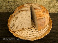 Pain De Montagne - Mountain Bread