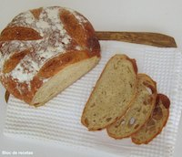 Pan De Yogur Y Manzana