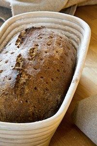 Whole Grain Brown Bread
