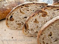 Whole Wheat Levain