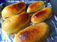 Cantonese Hot Dog Buns
