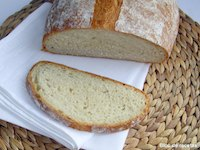 Pan Con Sémola De Trigo Duro