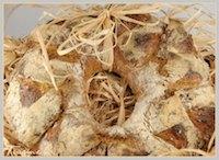Seven Stars Bakery Pumpkin Seed Bread