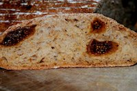 Fig And Rosemary Bread