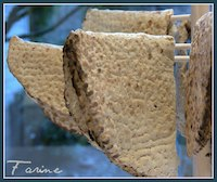 Swedish Thin Bread