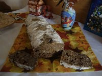 Christmas Sourdough Rye