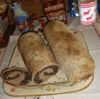 Sourdough Milk Bread With Poppy Seed Filling