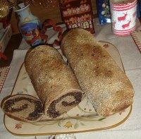 Sourdough Milk Bread With Poppy Seed Filling