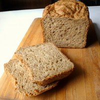 Rye Bread In The Bread Machine