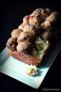 Cinnamon Caramel Bubble Bread