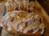 Almond Russian Braid for the New Year
