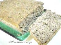 Spinach and ragi bread