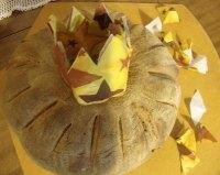 Roscòn de Reyes  Sourdough Bread
