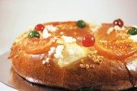 Roston de Reyes (Typical Spanish Dessert)