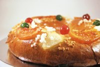 Roston de Reyes (Typical Spanish Dessert)