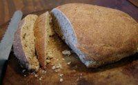 Beer and Mustard Rye Bread
