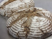 Three-Stage 90 Percent Sourdough Rye