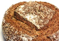 Flax and Sunflower Seed Whole Wheat Bread