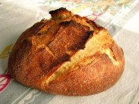 Beer Sourdough Bread