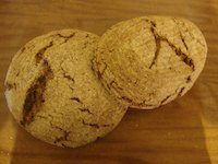Rye Bread with Rolled Oats
