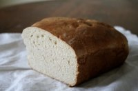 Beautiful Light Wheat Bread