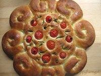 Sunshine Sunflower Bread