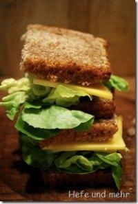 Whole Wheat Sandwichbread