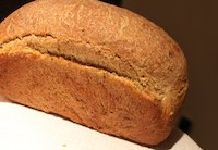 Spinach Fenugreek Wheat Loaf