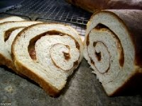 Cinnamon-Raisin Sourdough breads