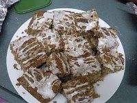 Friendship Sourdough Coffee Cake