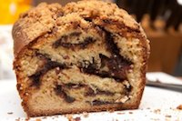 Cinnamon Chocolate Babka