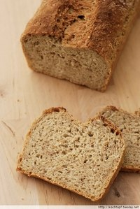 Hildegard's Spelt Bread