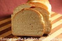 Simple Milk Loaf