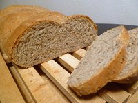 Rye with Caraway and Flax