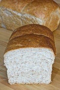 Pain de Mie with 40% whole grain