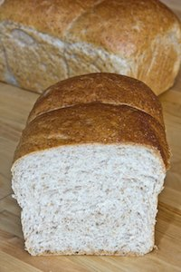 Pain de Mie with 40% whole grain