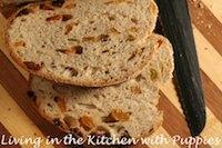 Golden Raisin Bread