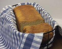 Rich Sandwich Bread made with Heirloom Flour